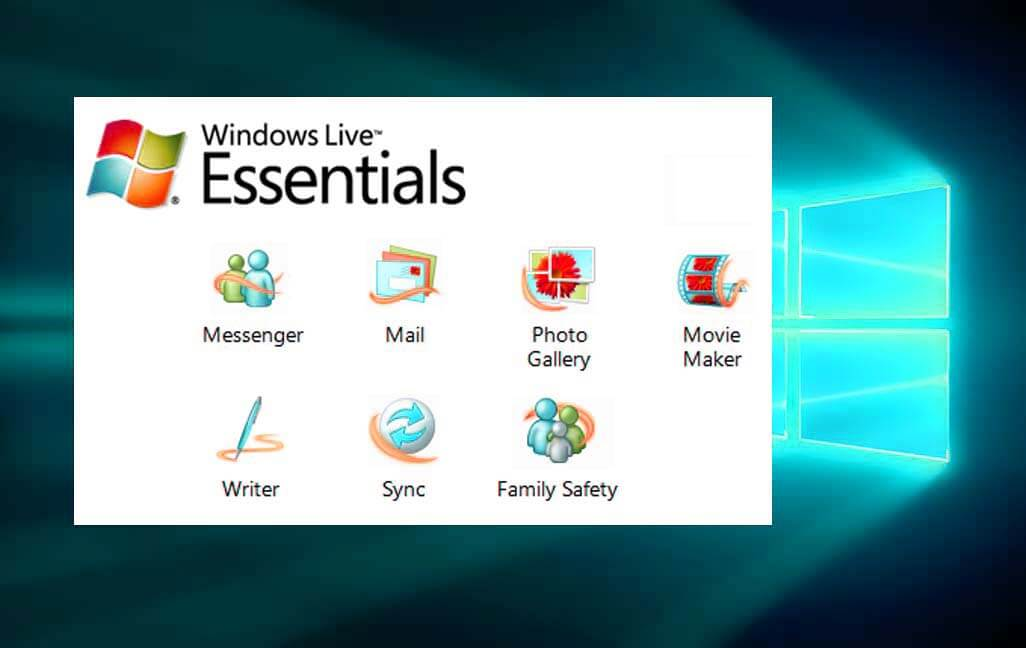 how to download windows essential 2012