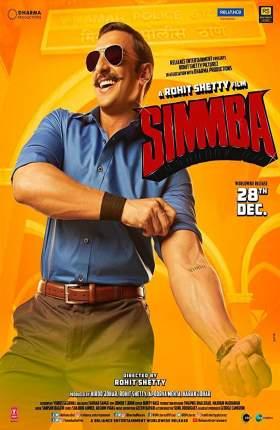 Simmba 2018 Hindi 1.2GB BluRay 720p Full Movie Download