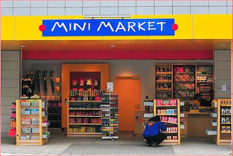 Phần mềm quản lý siêu thị mini Dân Trí Soft