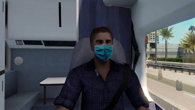 Masker Untuk Driver