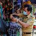 Wabup Yana : Sosialisasikan Penerapan AKB di Pasar Rajadesa dan Rancah