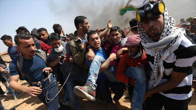 """Ministro israelí dice que en la Franja de Gaza """"no hay inocentes"""""""