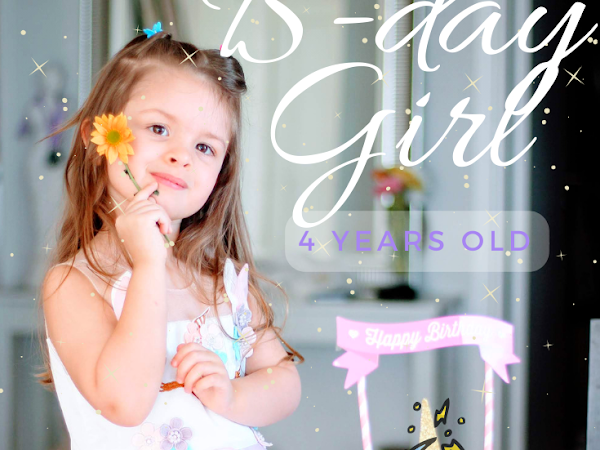 Birthday Girl Turned 4