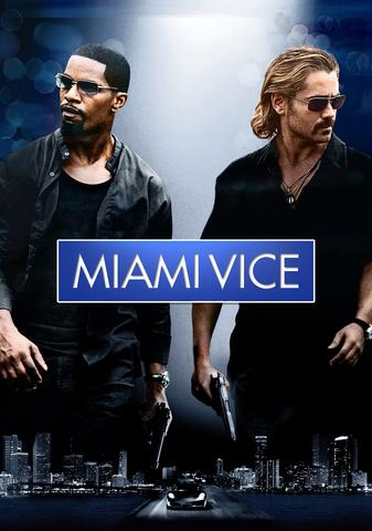 Miami Vice 2006 Dual Audio Hindi 480p BluRay x264 400MB ESubs
