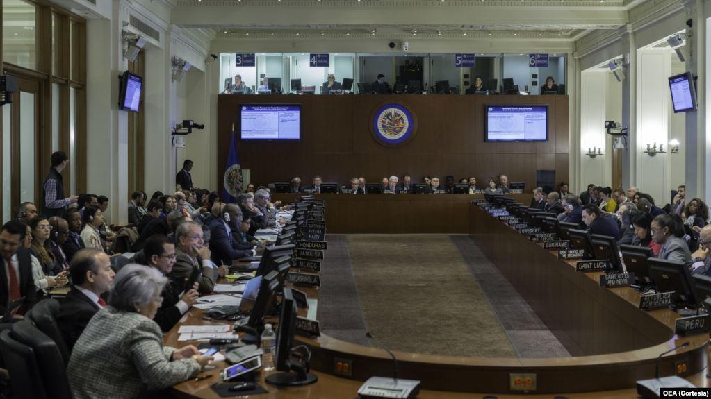 La OEA ha rechazado cualquier salida inconstitucional a la crisis en Bolivia / ARCHIVO OEA