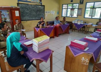 Photo Acara Pembukaan Visitasi Areditasi Sekolah di SDN 1 Mekarmukti, Cibalong, Garut, http://www.librarypendidikan.com/