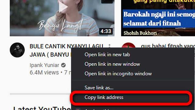 Cara Download Video Youtube Tanpa Aplikasi 2019