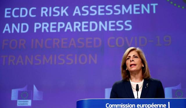 hoyennoticia.com, Unión Europea pidió a países reforzar medidas ante segunda ola de COVID-19