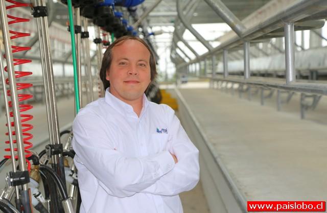 Tomas Grau -Gerente de Asuntos Coorporativos y de Personas-