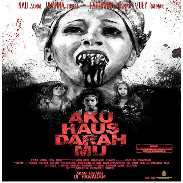 Aku Haus Darahmu Full Movie