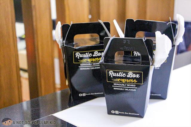 Rustic Box Express in Food Panda
