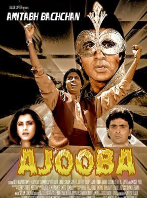 Ajooba 1991 Hindi Movie 550MB HDRip 480p