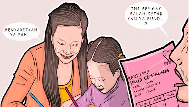 Tak Punya Hati Nurani, Delapan Sekolah Hukum Siswa karena Belum Bayar SPP