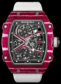 Montre Richard Mille RM 67-02 Mutaz Essa Barshim