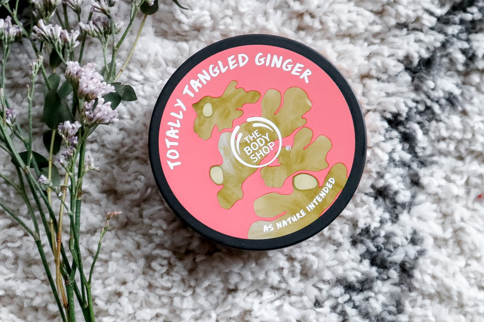 Big mamas home by Jenni S. Viikon suosikki: the Body Shop Totally Tangled Ginger