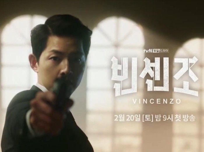 Vincenzo (2021) Subtitle Indonesia Episode 17