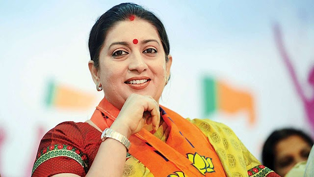 Pawri and all is fine. Smriti Irani joins viral trend but with a Shehnaaz Gill twist. See post
