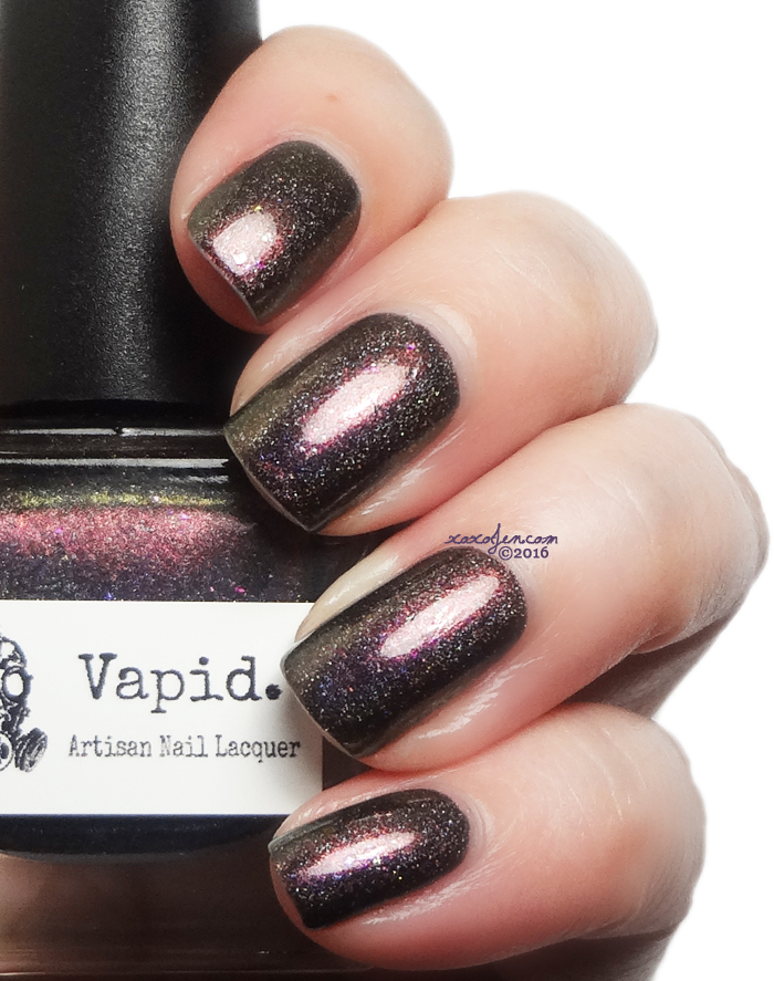 xoxoJen's swatch of Vapid: Spellcaster