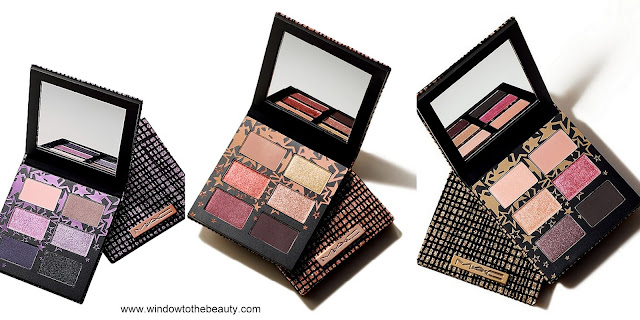 Mac nowe mini star palety