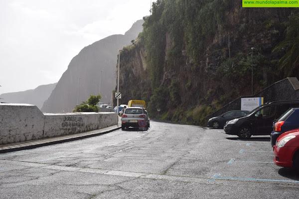 El Ayuntamiento de Santa Cruz de La Palma mejora la Red de Saneamiento en la Calle Sebastián Arozena