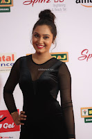 Vennela in Transparent Black Skin Tight Backless Stunning Dress at Mirchi Music Awards South 2017 ~  Exclusive Celebrities Galleries 036.JPG