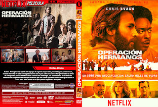 OPERACION HERMANOS – THE RED SEA DIVING RESORT – 2019 [COVER – DVD]