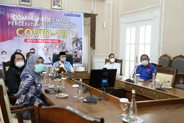 Walikota Palembang Sambut Positif Adanya Aplikasi Pelaporan Kecurangan