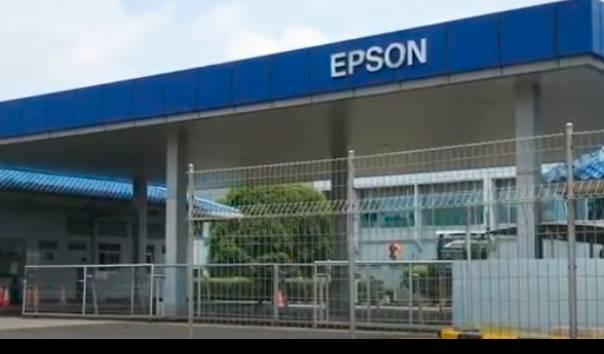 Aduh Karyawan EPSON Terkena Positif Corona
