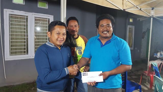 Bambang – Mujianto Menangkan Turnamen Gaple Kayuagung Radio Cup