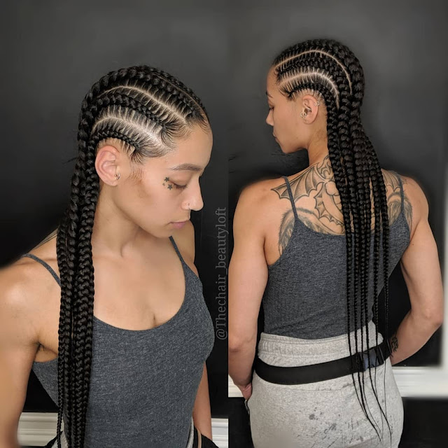 2019 Best Braided Hairstyles to Try