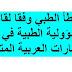 الخطأ الطبي وفقا لقانون المسؤولية الطبية في دولة الإمارات العربية المتحدة