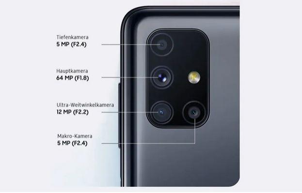 """Samsung Galaxy M51,  Baterai """"Monster"""" 7.000 Mah, Tahan Lama !!"""