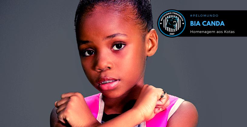 A jovem MC angolana, Bia Canda homenageia grandes nomes do rap lusófono em som novo