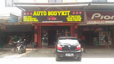 Outlet Auto Bodykit