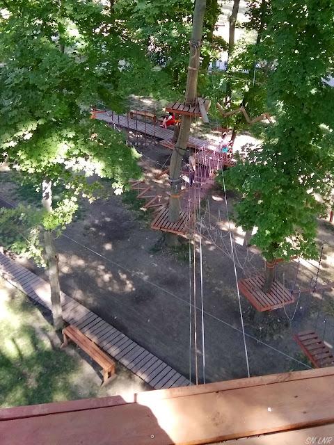 Парк Дитя Джунглей 2020 в Луганске