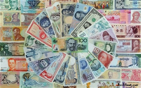 विभिन्न देशों की राजधानियाँ व मुद्राएँ - The capitals of different countries and there currencies in Hindi