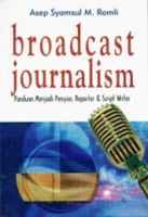 buku jurnalistik radio