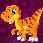 Play Games4King Velociraptor D…