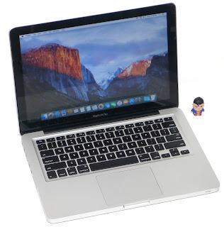 MacBook Pro MD102 Core i7 13-inch Mid 2012 Bekas di Malang