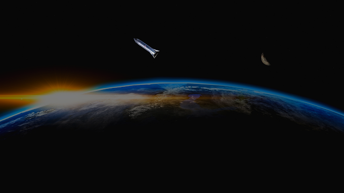 SpaceX to raise billions of dollars for future.