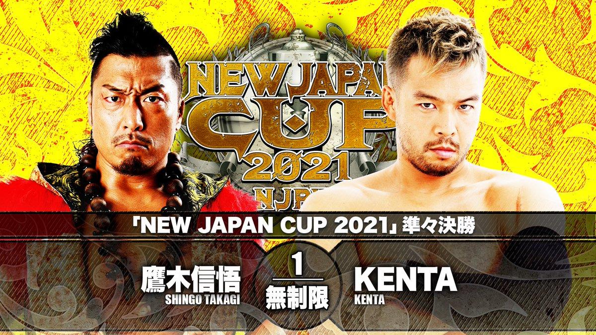 Cobertura: NJPW New Japan Cup 2021 – Day 10 – A lenda!