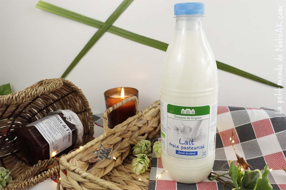 lait pasteurisé frais Alancienne