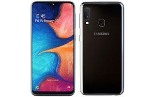 Samsung Galaxy A20E hp samsung dengan ahrga 2 jutaan