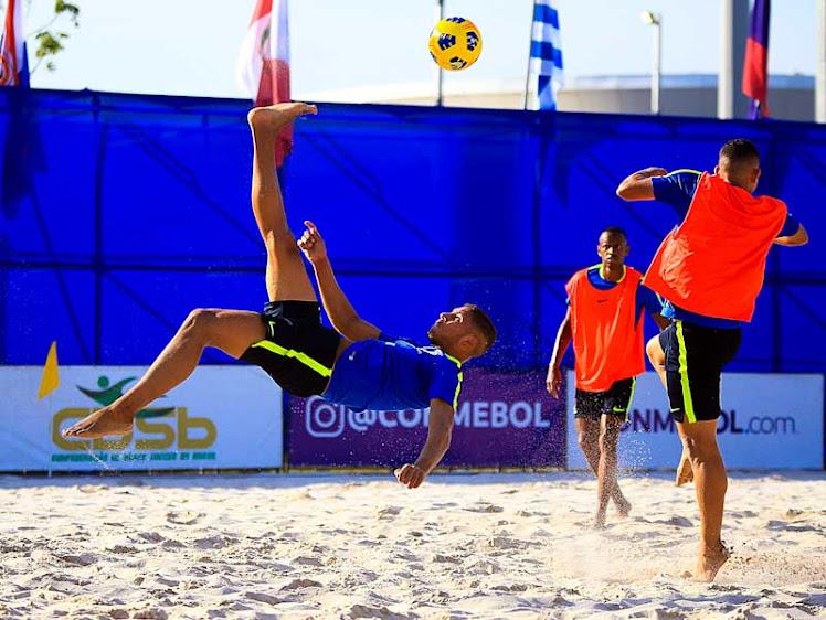 Beach soccer: ESPN e Fox Sports transmitem Eliminatórias Sul-Americanas para Copa do Mundo