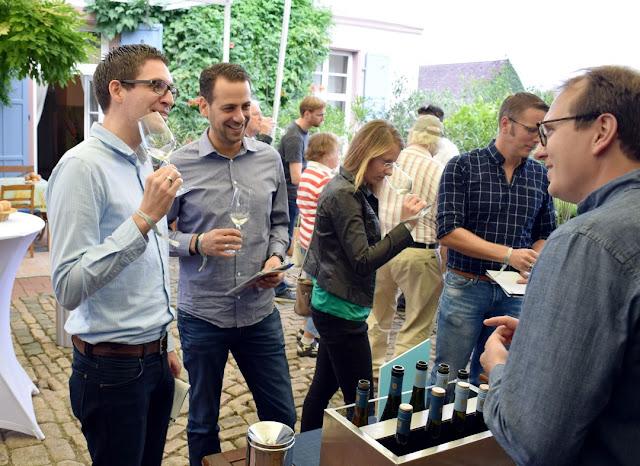 Die Weinpräsentation VDP@ des VDP an der Nahe.