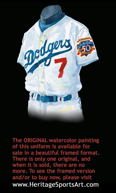 Click here to go to Heritage Sports Art and see the framed Dodgers artwork 679bb04a3e2