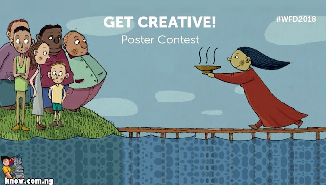 How To Apply For The World Food Day 2018 Poster Contest by FAO