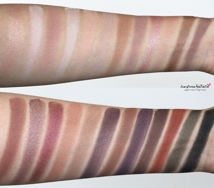 Tarte Tarteist Paint Palette Collector's Set Swatches & Review