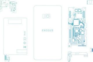 "HTC is Working on ""Exodus,"" a new Blockchain Phone"