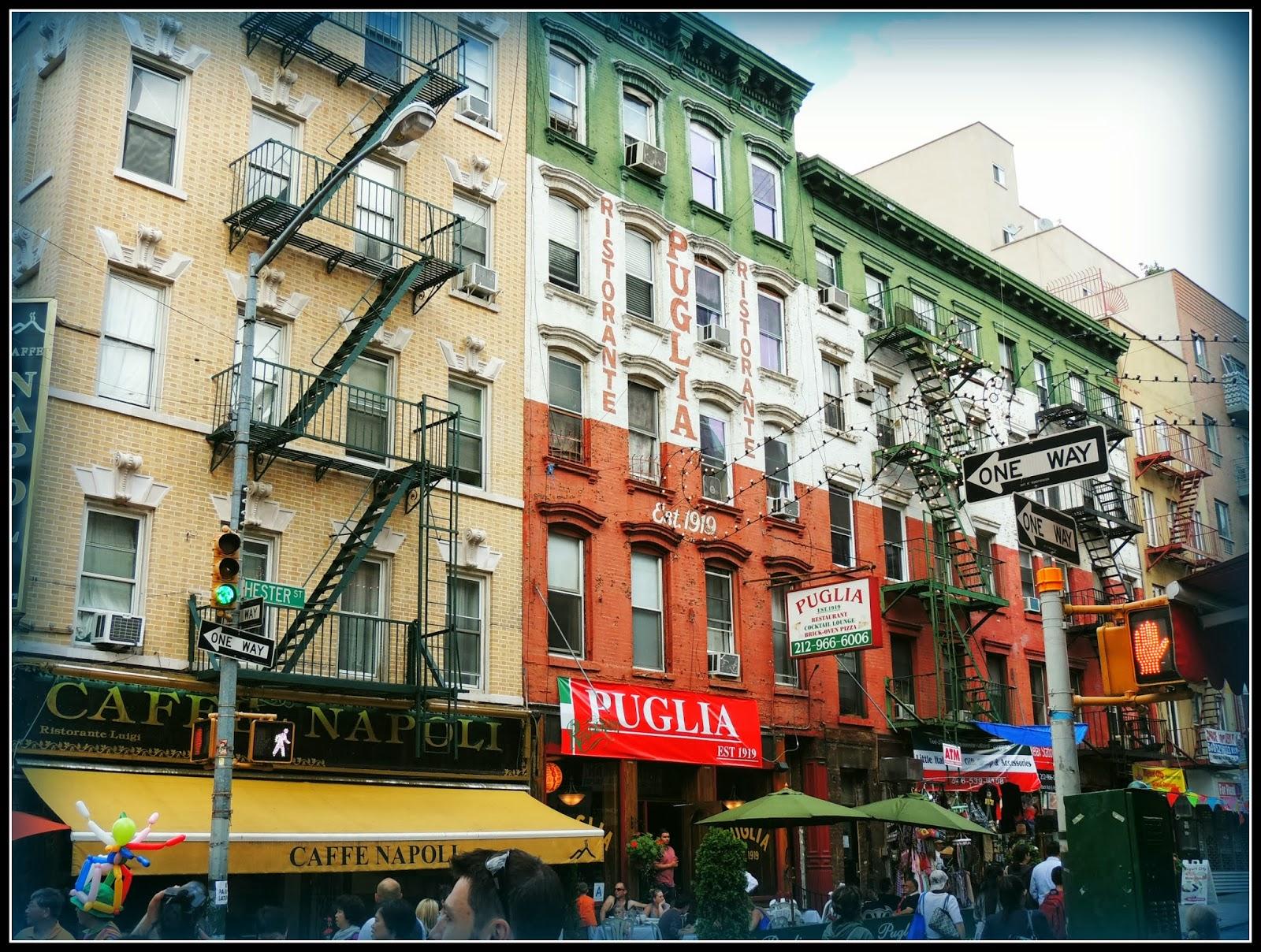 Nueva York en 3 Días: Little Italy